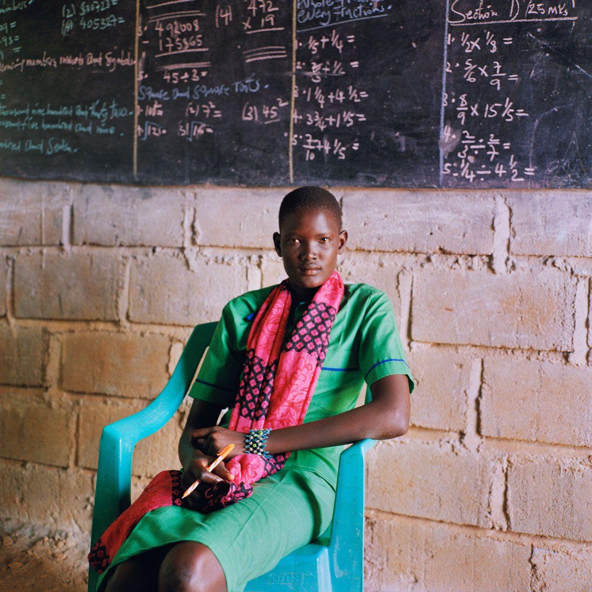Educating girls in South Sudan Al Jazeera English I Love Fun