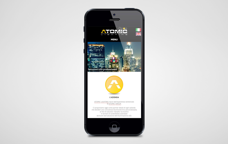 Il nuovo sito di ATOMIC-LIGHTING presenta molte novità, come un layout pensato ad hoc per i dispositivi mobili. In questo modo potrai conoscere il mondo di Atomic-Lighting anche quando non sei al PC. Inizia a navigare e facci sapere cosa ne pensi. http://www.atomic-lighting.com/