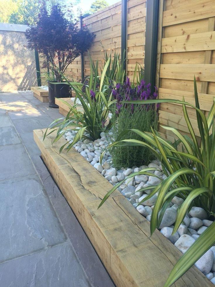 27+ backyard landscaping ideas on a budget 4 #backyard # ... on Courtyard Ideas On A Budget id=98772