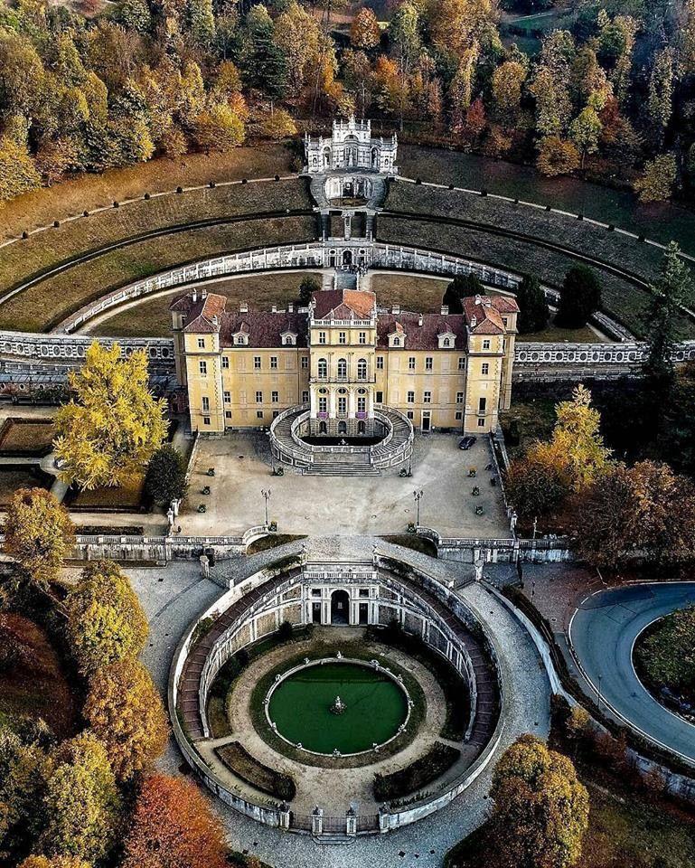 Villa della Regina, Turin, Piedmont, Italy | ITALY in 2019 ...