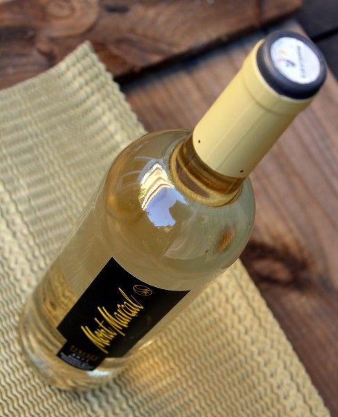 Mont Marcal Blanco Vino Xarello Vino Blanco Botellas De Vino