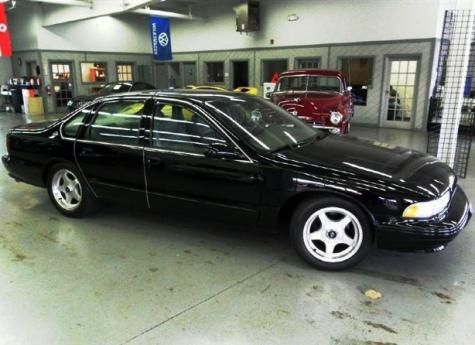 $18955 — Chevrolet Impala SS For Sale in Illinois... 18K Miles Only