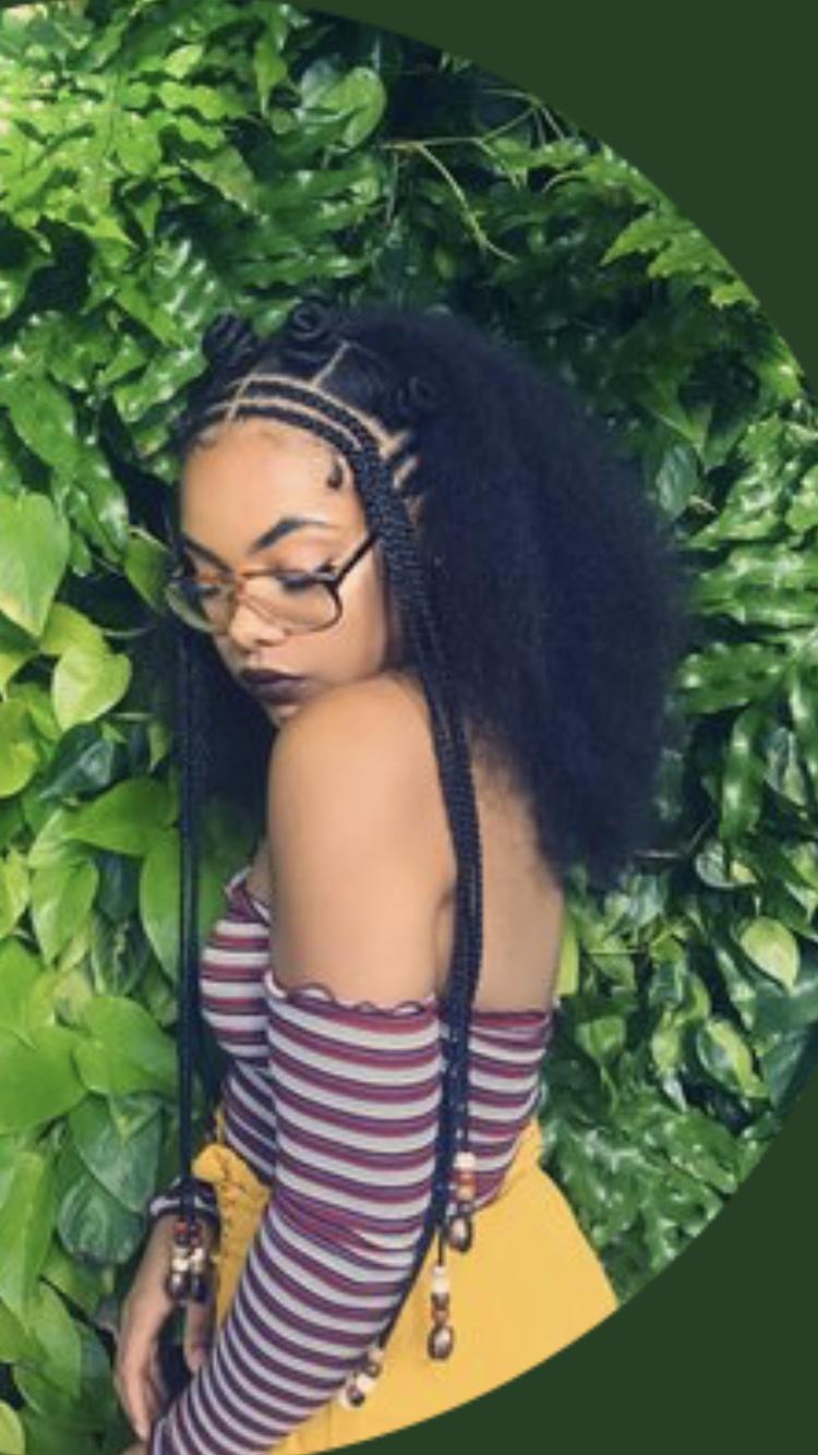 Pin by unruly on fulani braids unruly pinterest