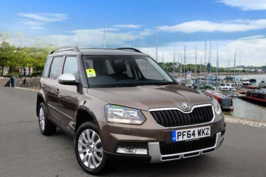 Ebay Skoda Yeti 2013 63 2 0 Tdi Adventure Damaged Repairable