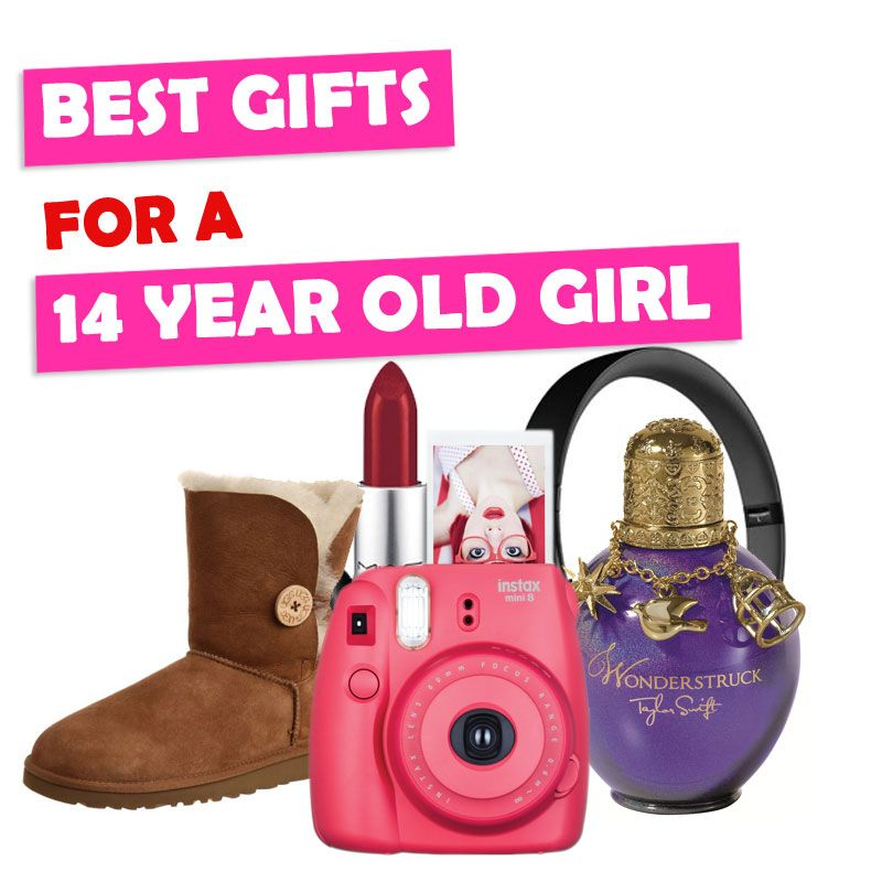 What Are The Best Gifts For 14 Year Old Girls Heres They Want Click Over 100 Gift Ideas