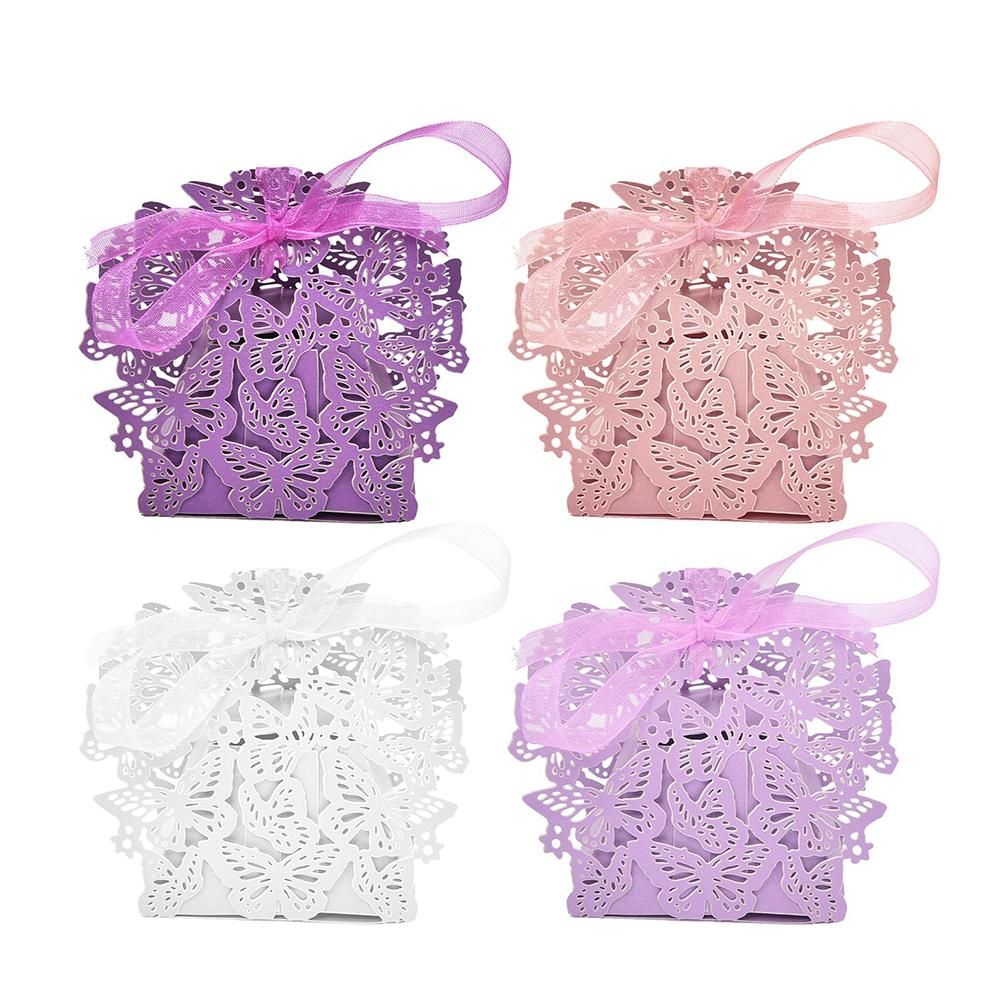 3D Butterfly Candy Box For Wedding Decor | Pinterest | Romantic ...