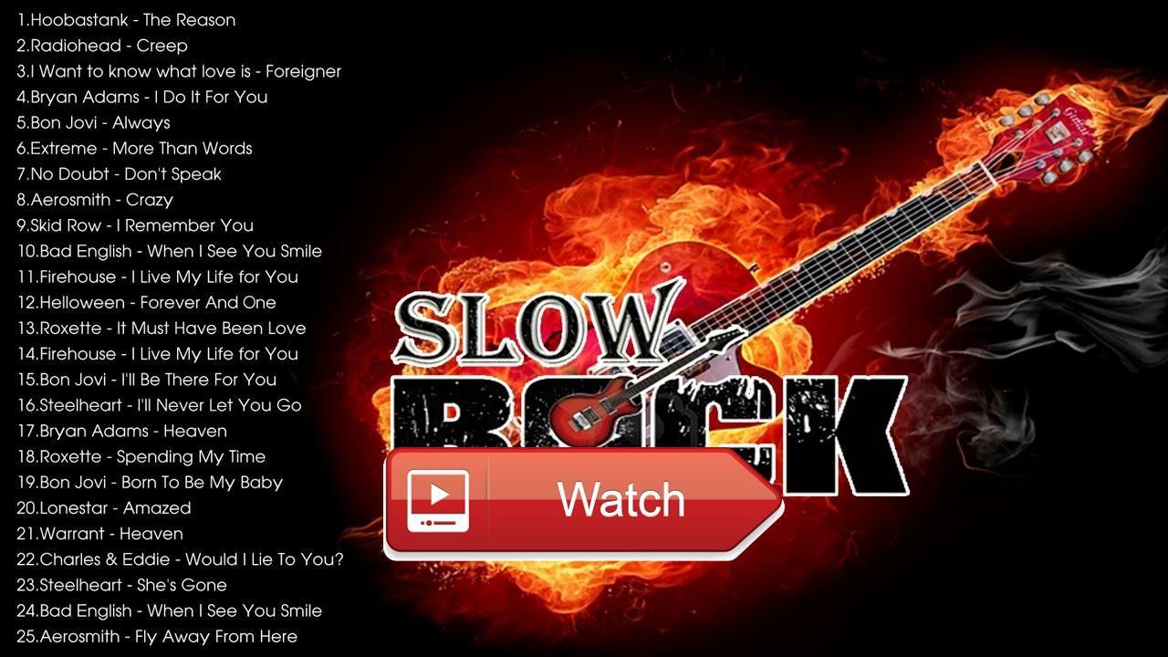 Best slow love songs