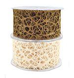 cobweb ribbon perfect for beach themed weddings