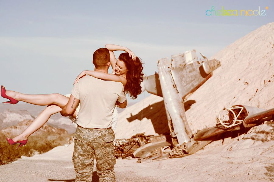 Kayla & Sean | Engagements, Military and Air force