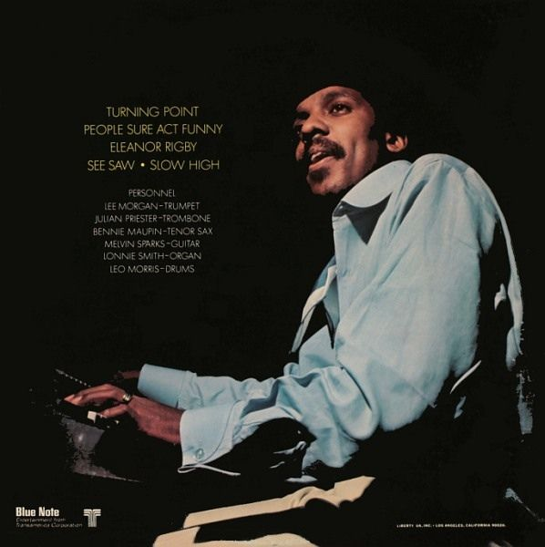 Lonnie Smith - Turning Point at Discogs
