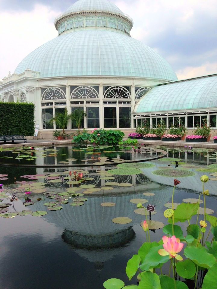 New York Botanical Garden  Perfect Place To Wile Away The Hours. The  Seasonal Exhibits