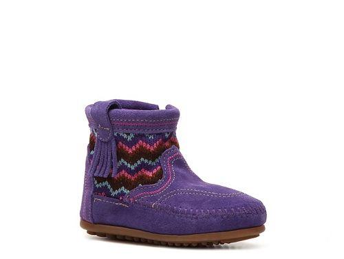 Minnetonka Aspen Girls Toddler & Youth Boot