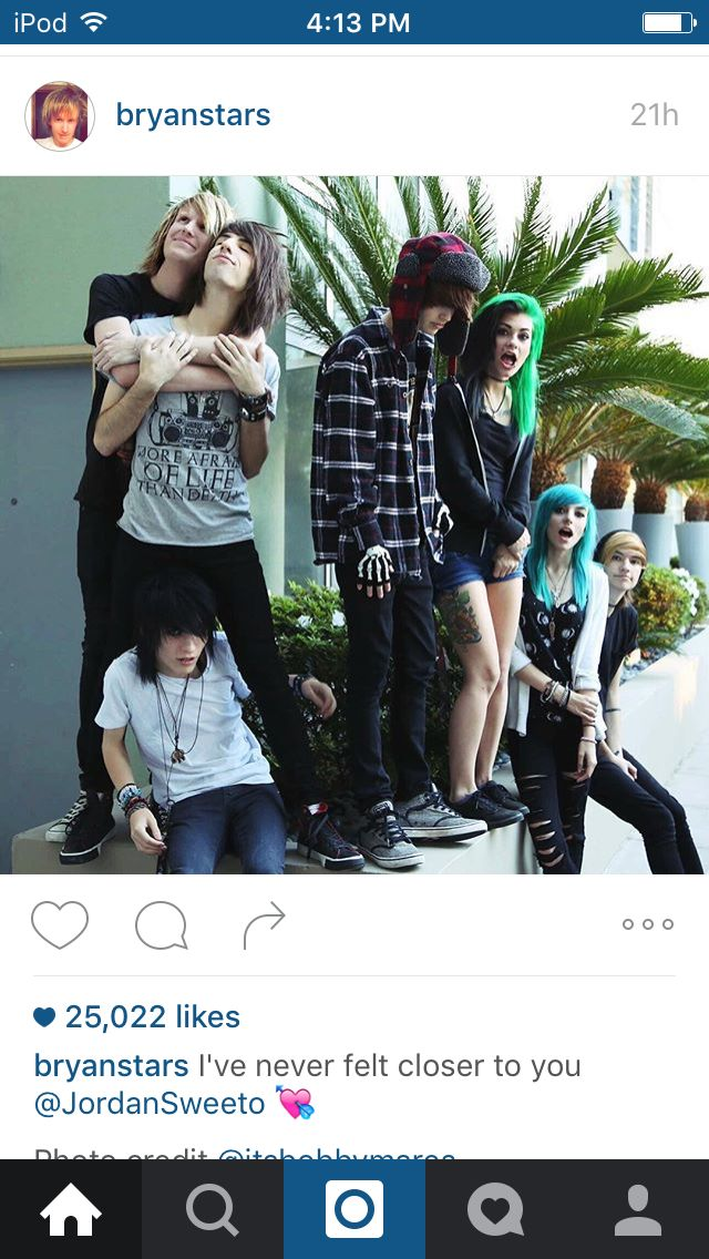 Bryan Stars, Jordan Sweeto, Johnnie Guilbert, Jayden Wale, Shannon Taylor, Alex Dorame and Kyle David Hall