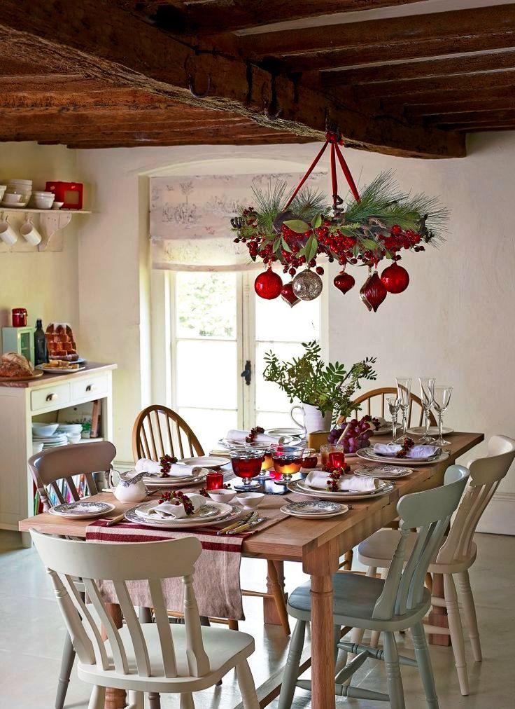 20 Weihnachtsleuchter zum Dekorieren von Ideen - Diy Für Alles #weihnachtlicheszuhause