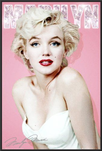 Gb Eye Marilyn Monroe Diamond Poster Generic Http Www Amazon Com