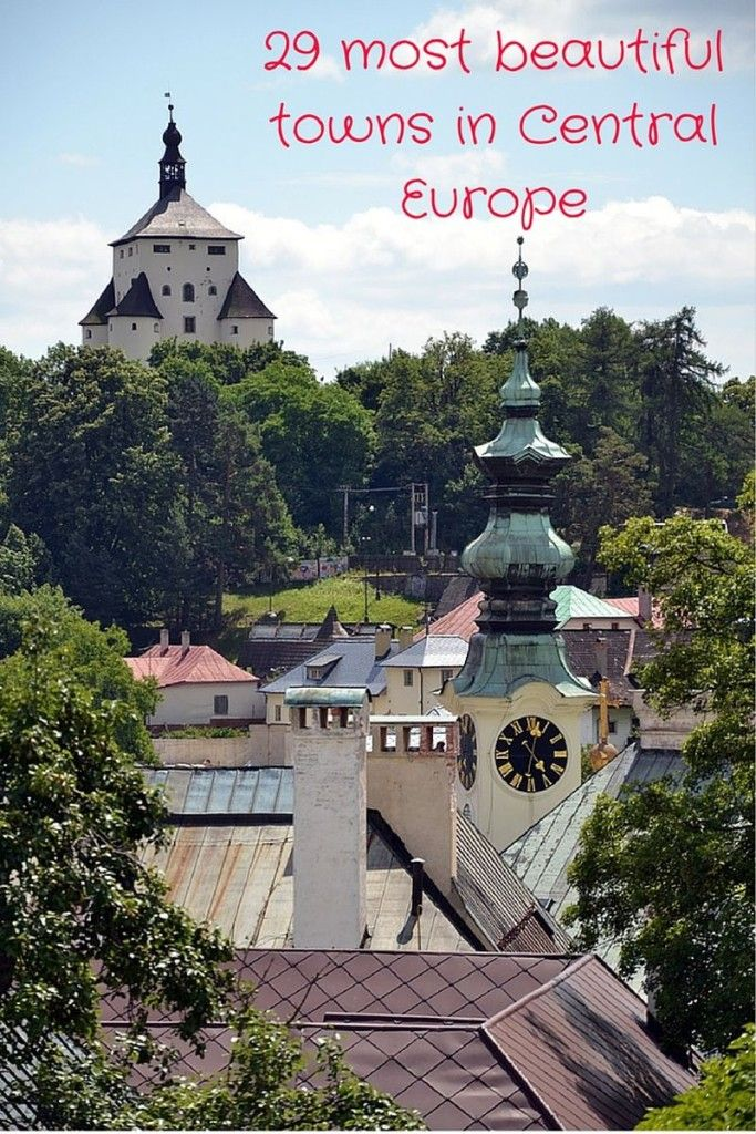 29 most beautiful towns in Central Europe  73c8619db92