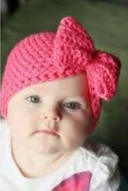Resultado de imagen de gorro tejido para niña  72586623744