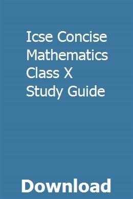 Icse books free download pdf class 8