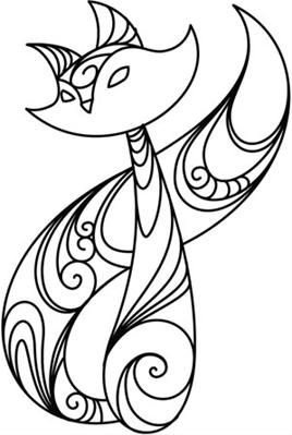 Foxes Urban Threads Unique And Awesome Embroidery Designs Quilling Patterns Coloring Pages Embroidery Designs