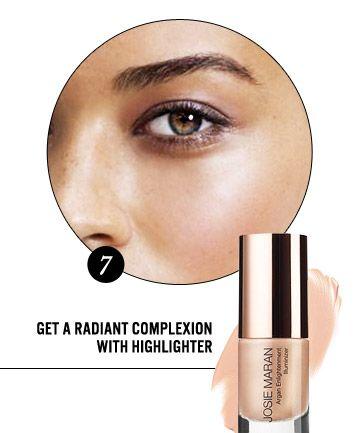 beautiful highlighter subtle perfection  makeup tips