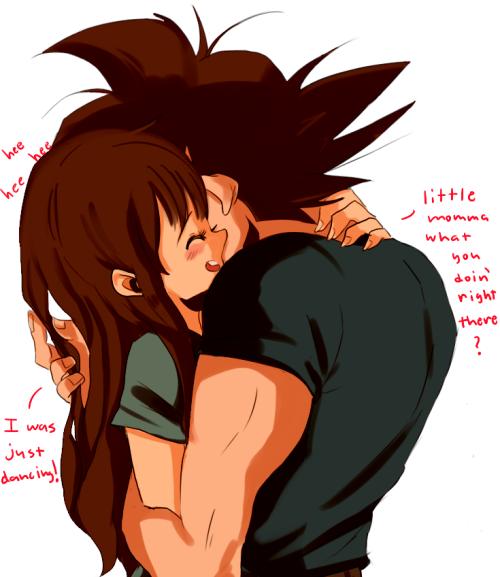 goku and chichi relationship poems