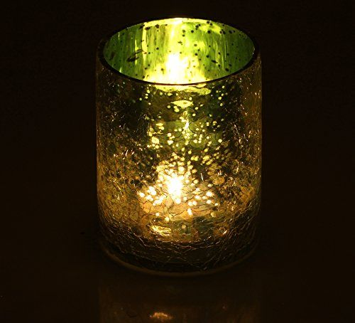 "#SouvNear #Glass #Tealight #Candle #Holder - #Decorative #Centerpiece 3.6"" Green & Silver Tea Light Holder for wedding Parties/Dining/Garden - Table Top Essentials for Home & Office Decor SouvNear http://www.amazon.com/dp/B00WMGZ5T6/ref=cm_sw_r_pi_dp_Zh4cwb1SNGM94"