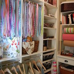 storage of ribbon