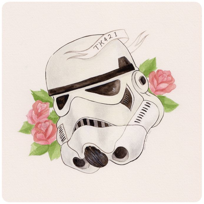 Storm Trooper Tattoo By Shishah On Deviantart Star Wars
