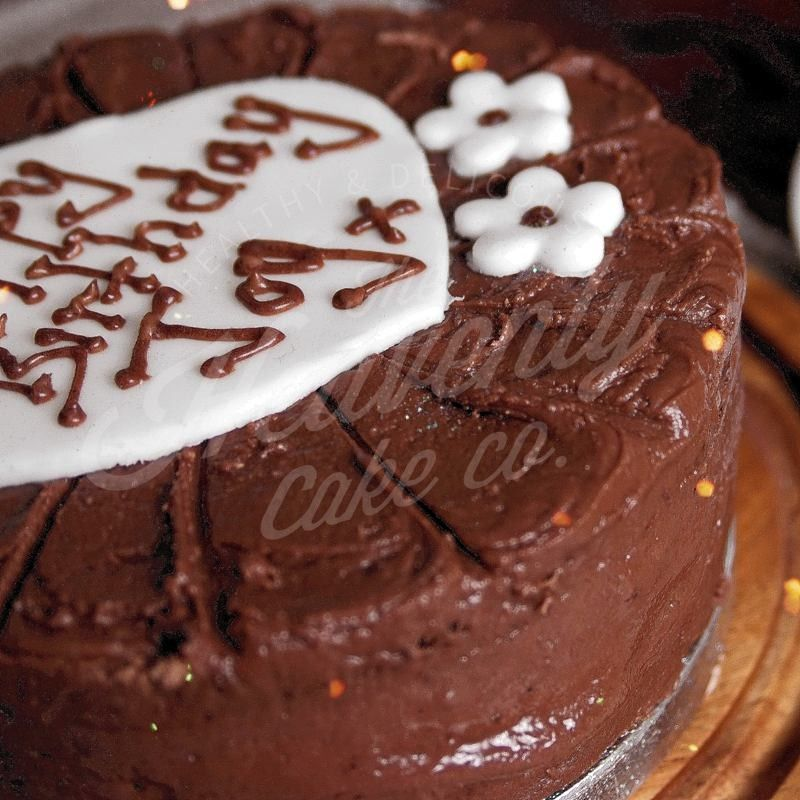 Buy double chocolate cake online chocolate birthday cake