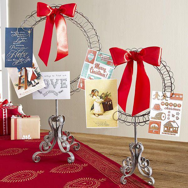 Wisteria - Holiday - Holiday Decor - Trim a Home - Card ...