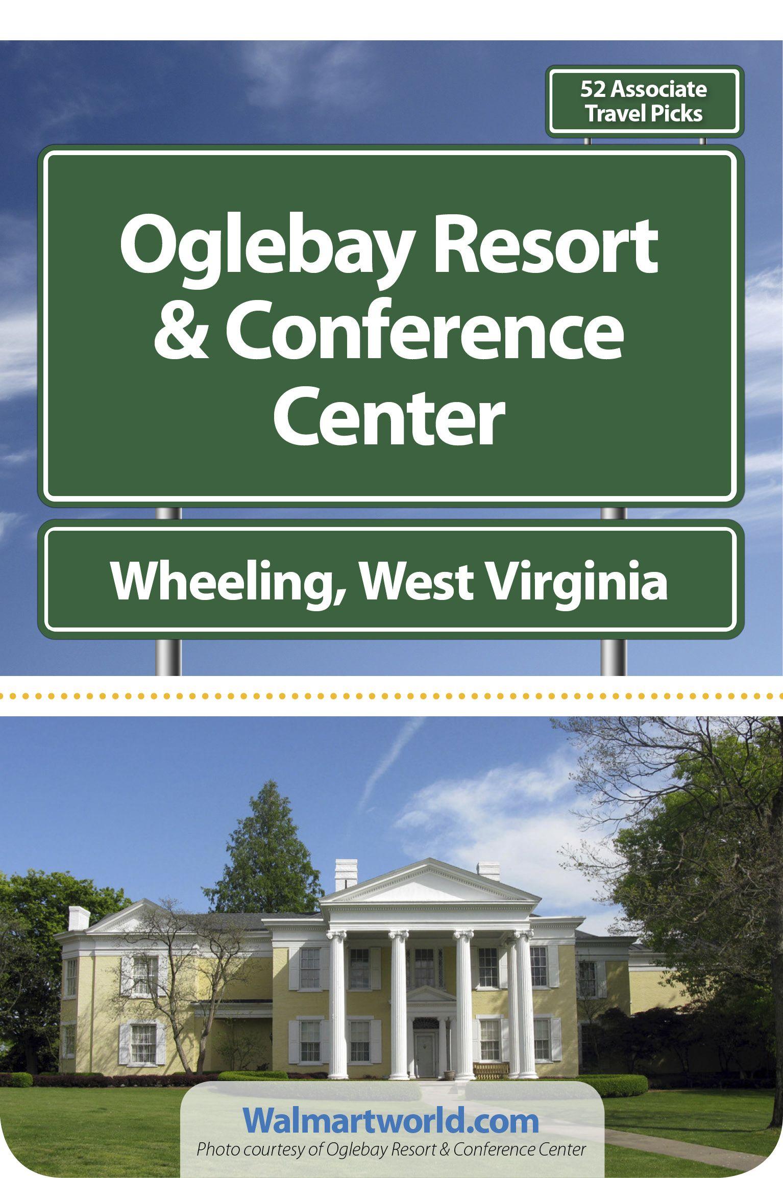Oglebay300x204 places to get away to Pinterest