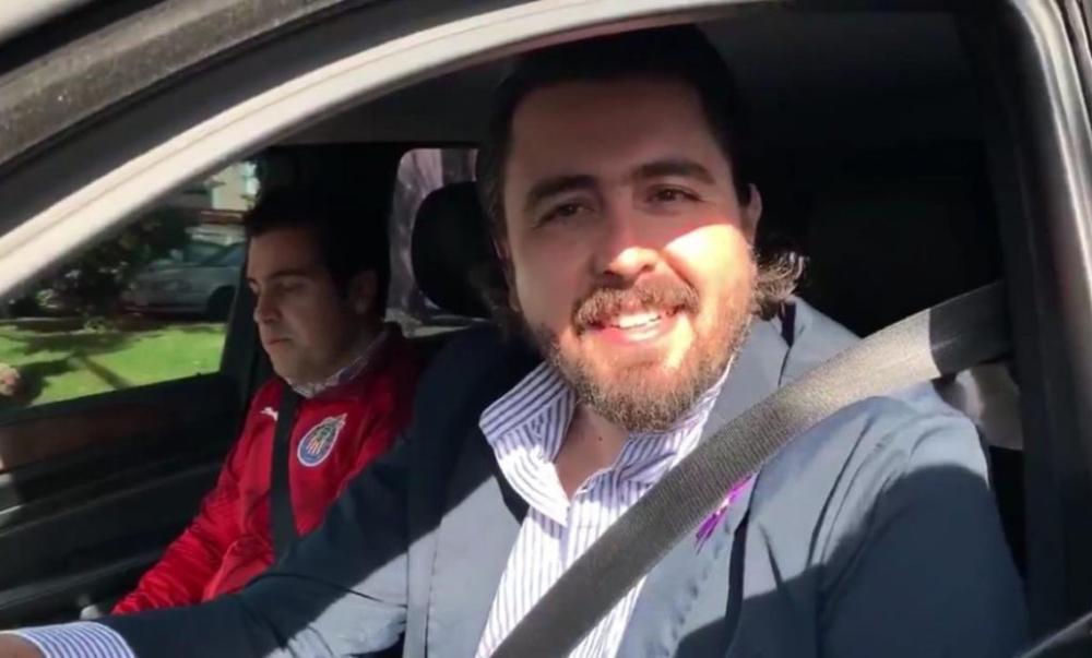 """Amaury Vergara promete """"dos sorpresas más"""" en Chivas"""
