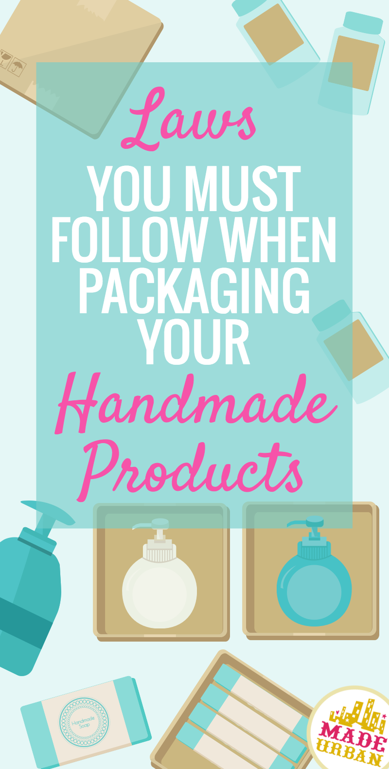 laws you must follow when packaging handmade products names for businesscraft - Graphic Design Business Name Ideas