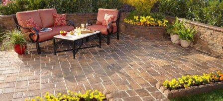 Take care of your pavers
