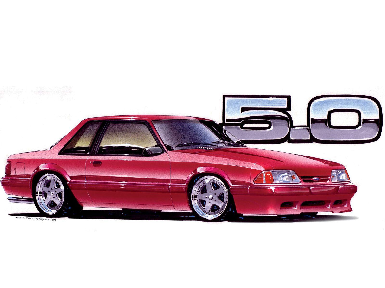 Mustang 5 0