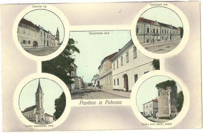 postcard Pakrac - Iskanje Google