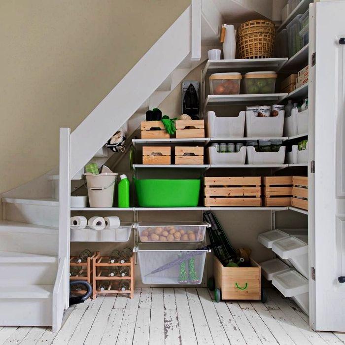 1001 + idées pour détourner une caisse en bois ikea en 2020   Cageot en bois, Caisse rangement, Ikea