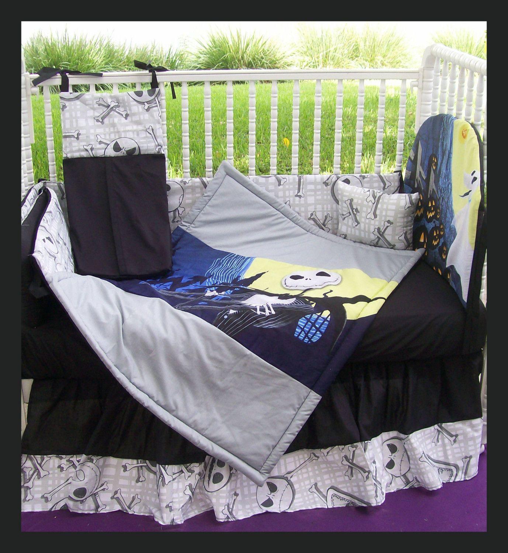 The Nightmare Before Christmas Nursery Google Search Nightmare Before Christmas Baby Crib Bedding Sets Baby Crib Bedding