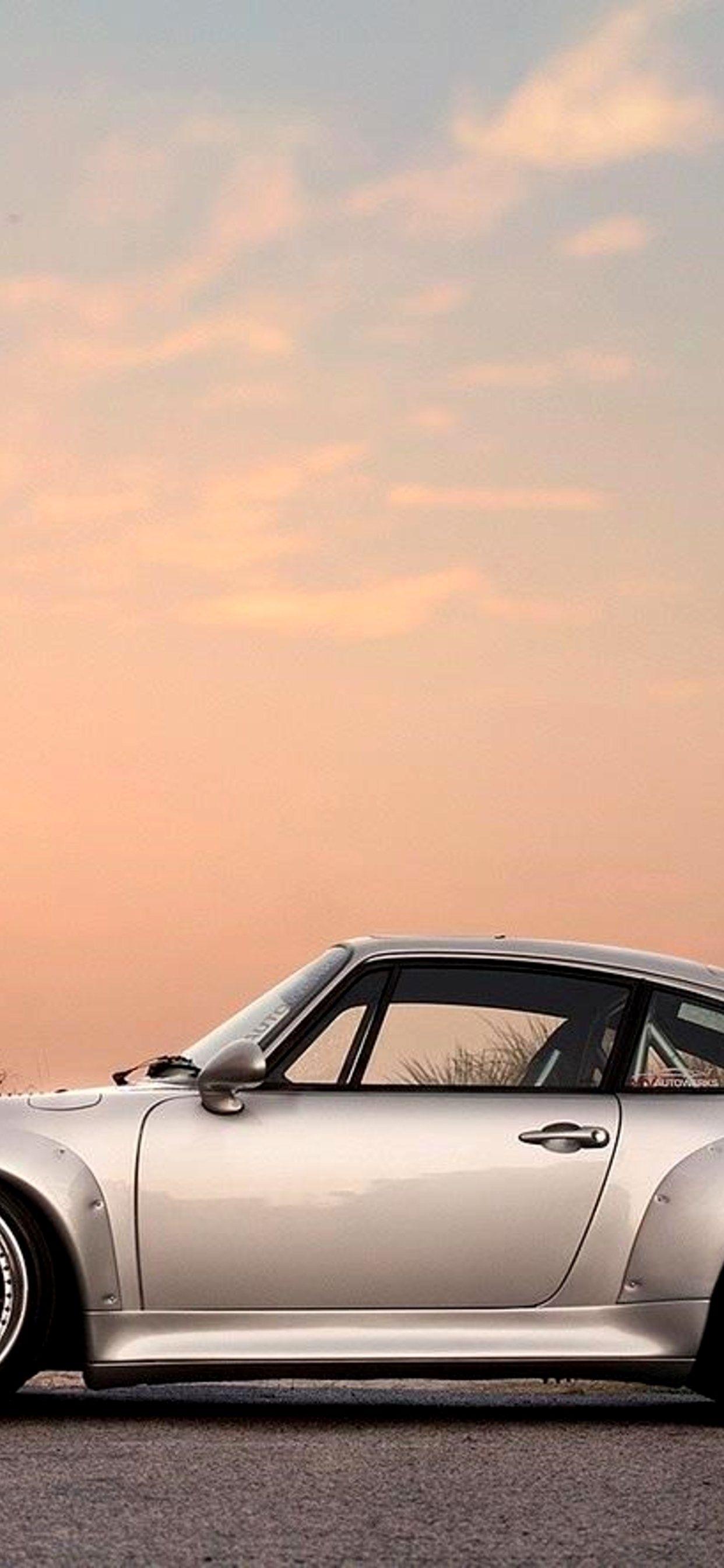Porsche Wallpaper 4K Iphone Gallery di 2020 Mobil impian