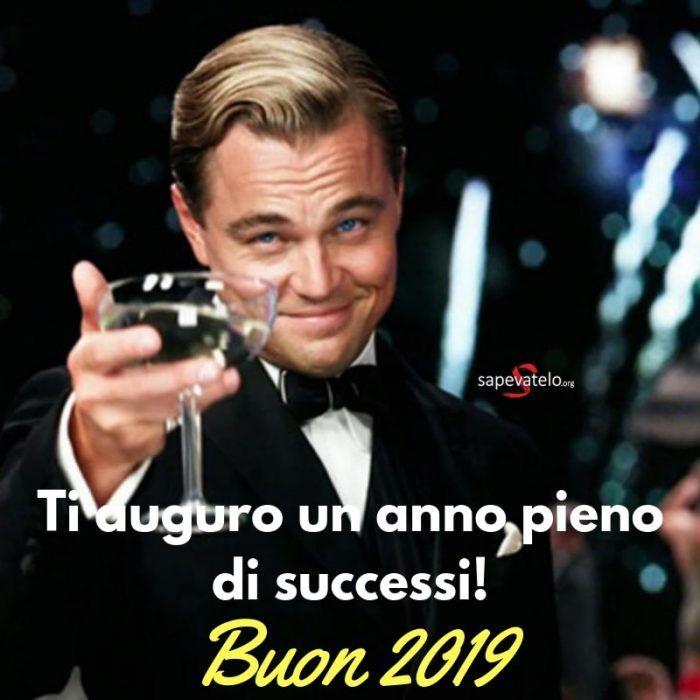 Auguri Di Natale Zozzi.Ti Auguro Un Anno Pieno Di Successi Buon 2019 Buon Anno