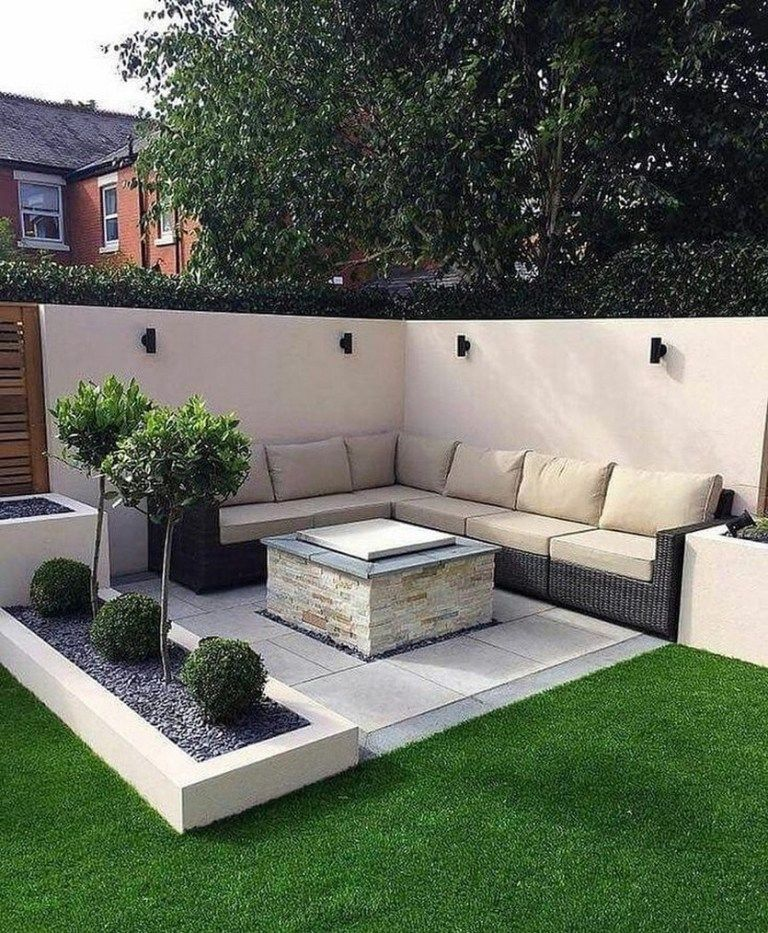 36 Easy And Cheap Backyard Seating Ideas 31 Small Backyard