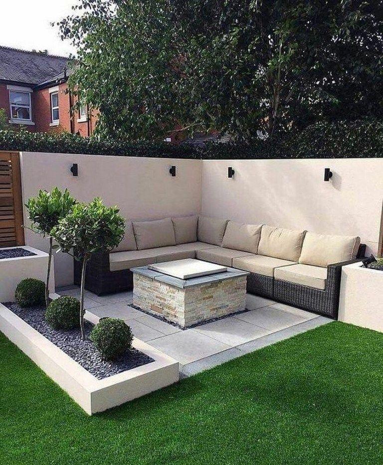 36 Easy And Cheap Backyard Seating Ideas 31 Small Backyard