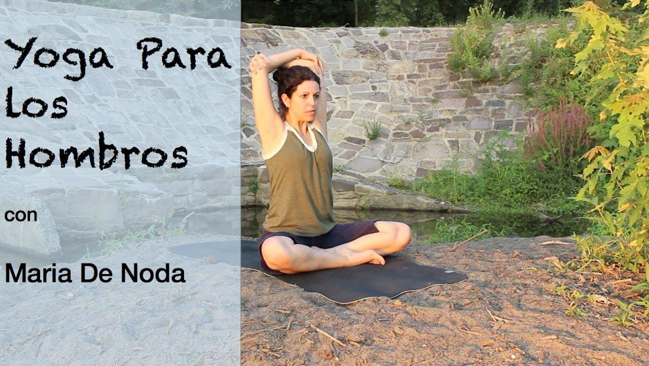 Yoga para los Hombros