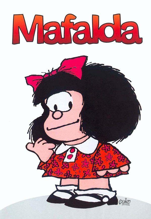 Mafalda By Quino Dibujos De Mafalda Personajes De Mafalda Mafalda