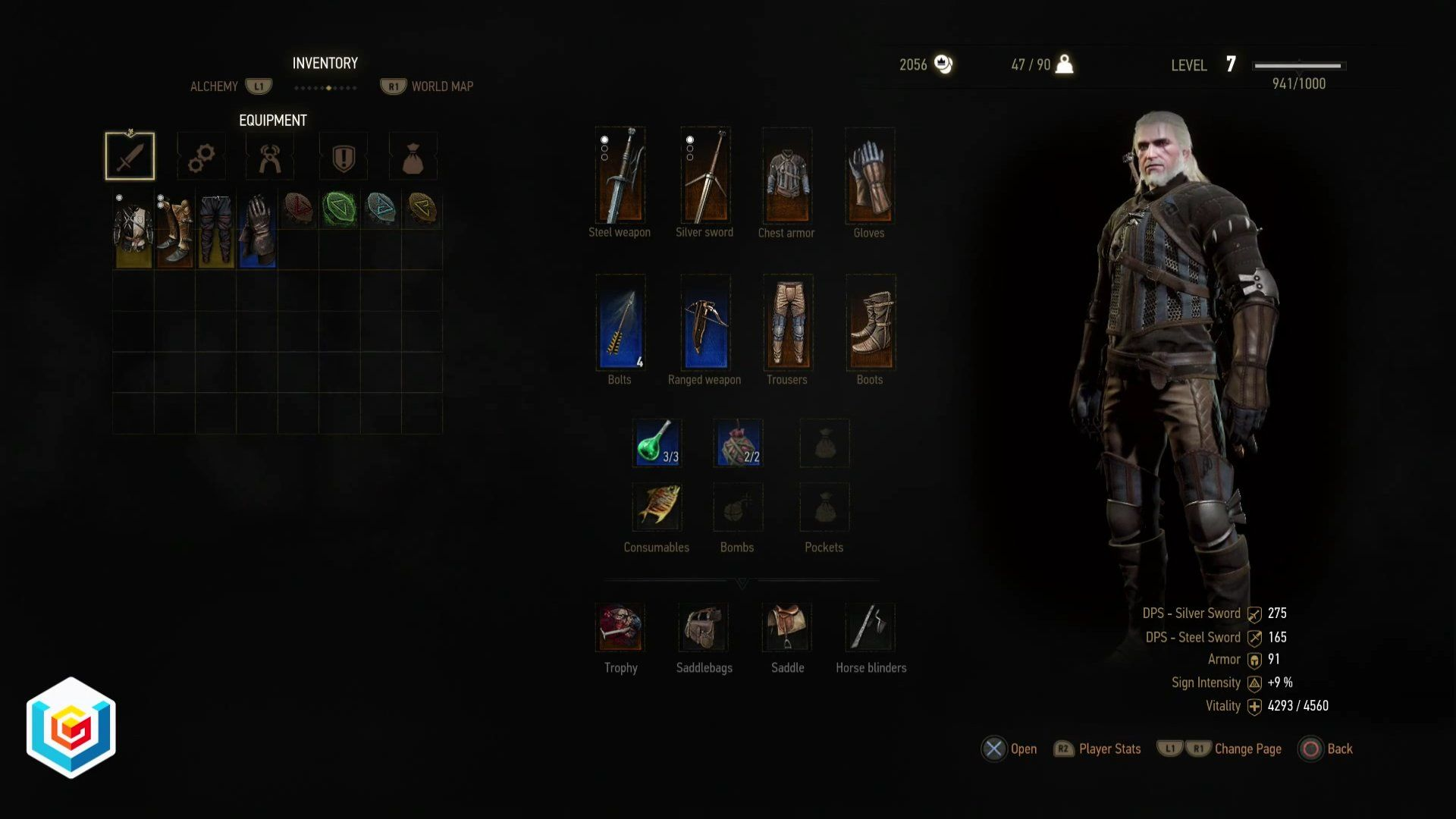The Witcher 3 Wild Hunt Temerian Armor DLC Location Guide
