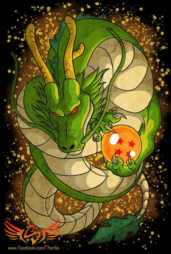 Shen Long By Therbis On Deviantart Dragon Ball Artwork Dragon Ball Super Goku Dragon Ball Art