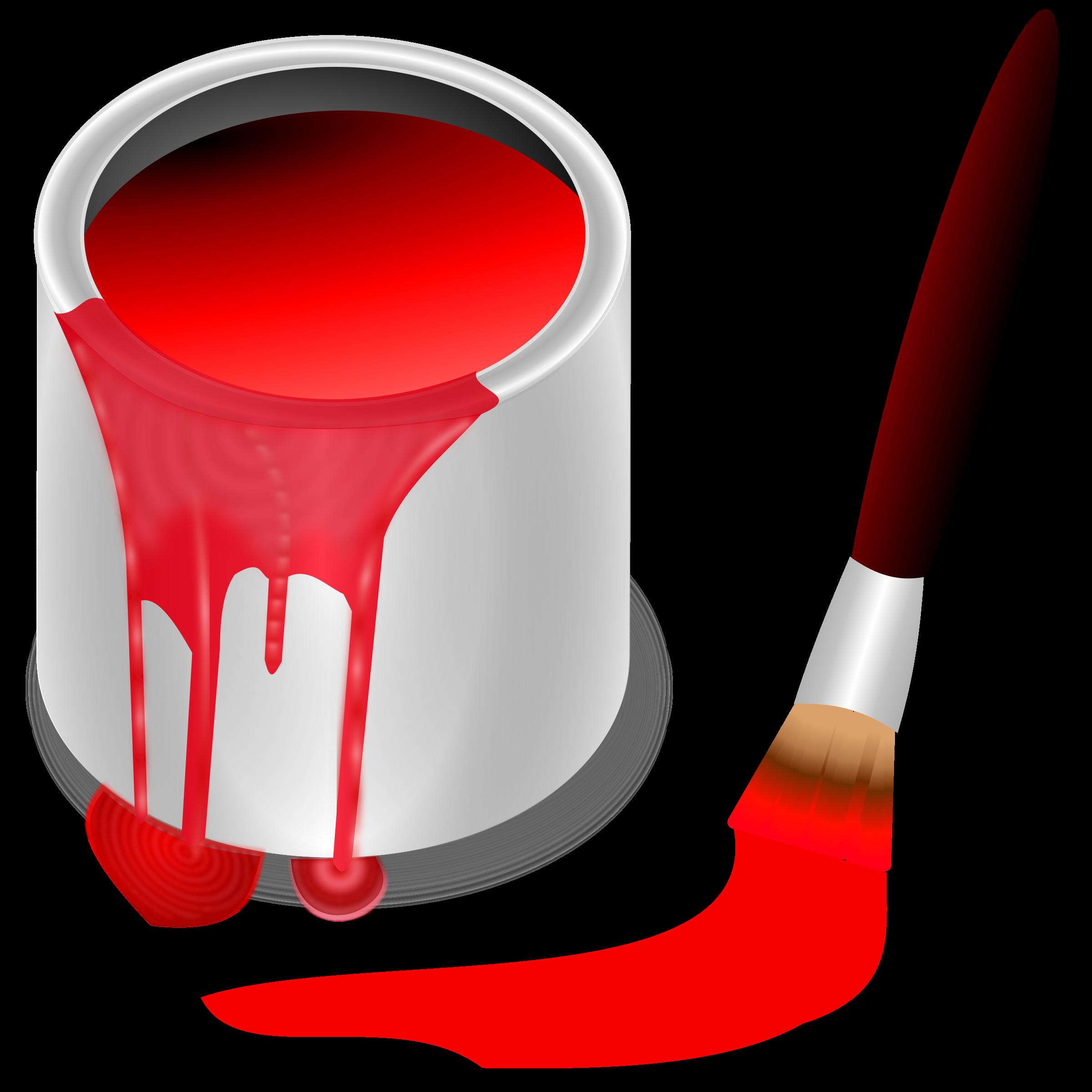 Color Bucket Red Kartinki Dlya Detej Shkola