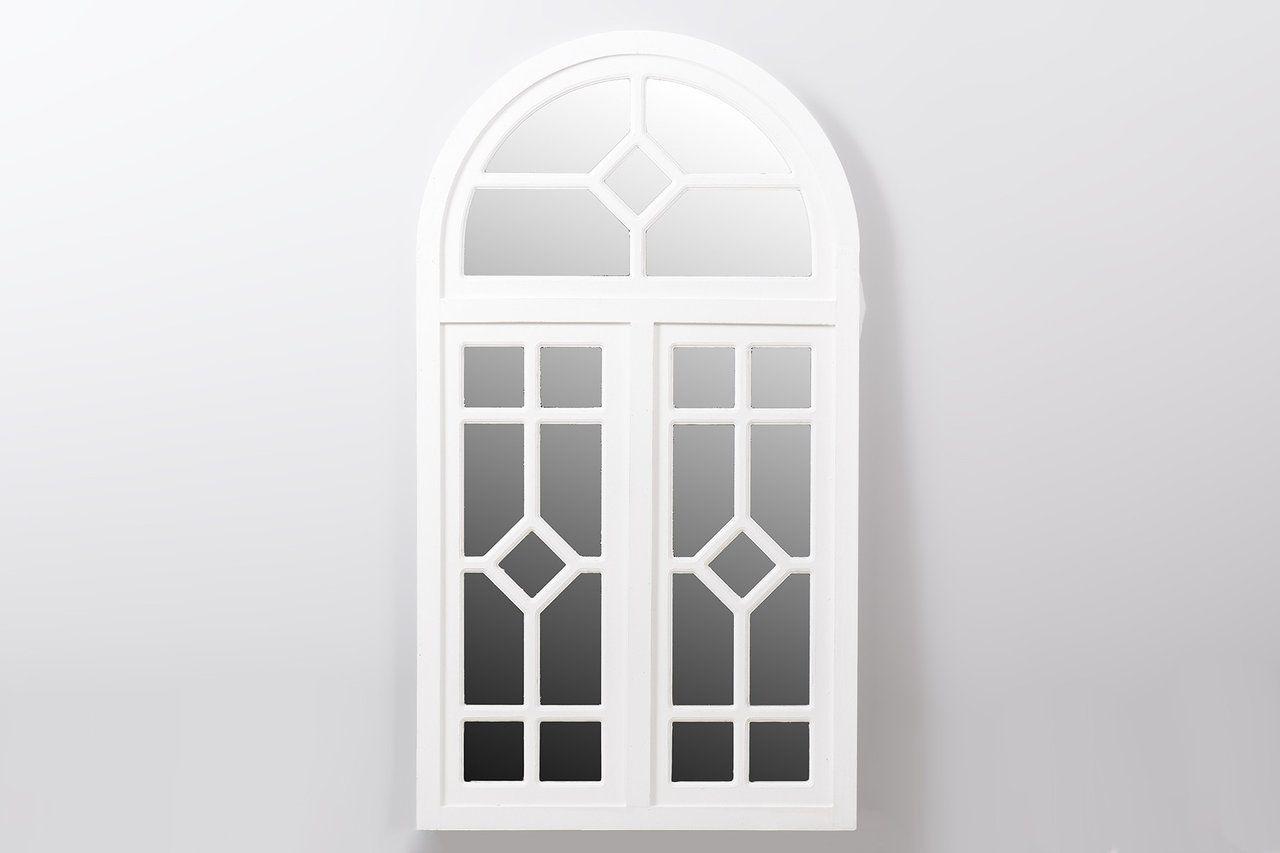 Espejo Ventana En Blanco