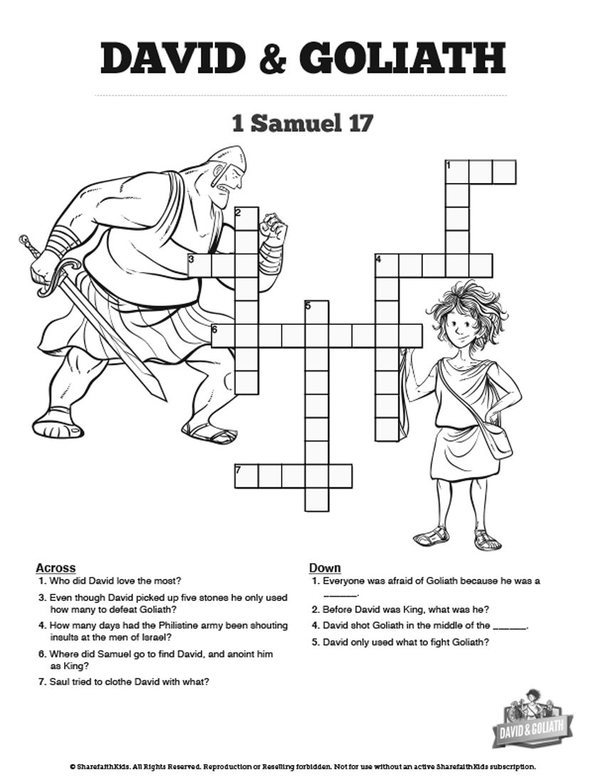 Bible Word Search Puzzles for Kid - thesprucecrafts.com