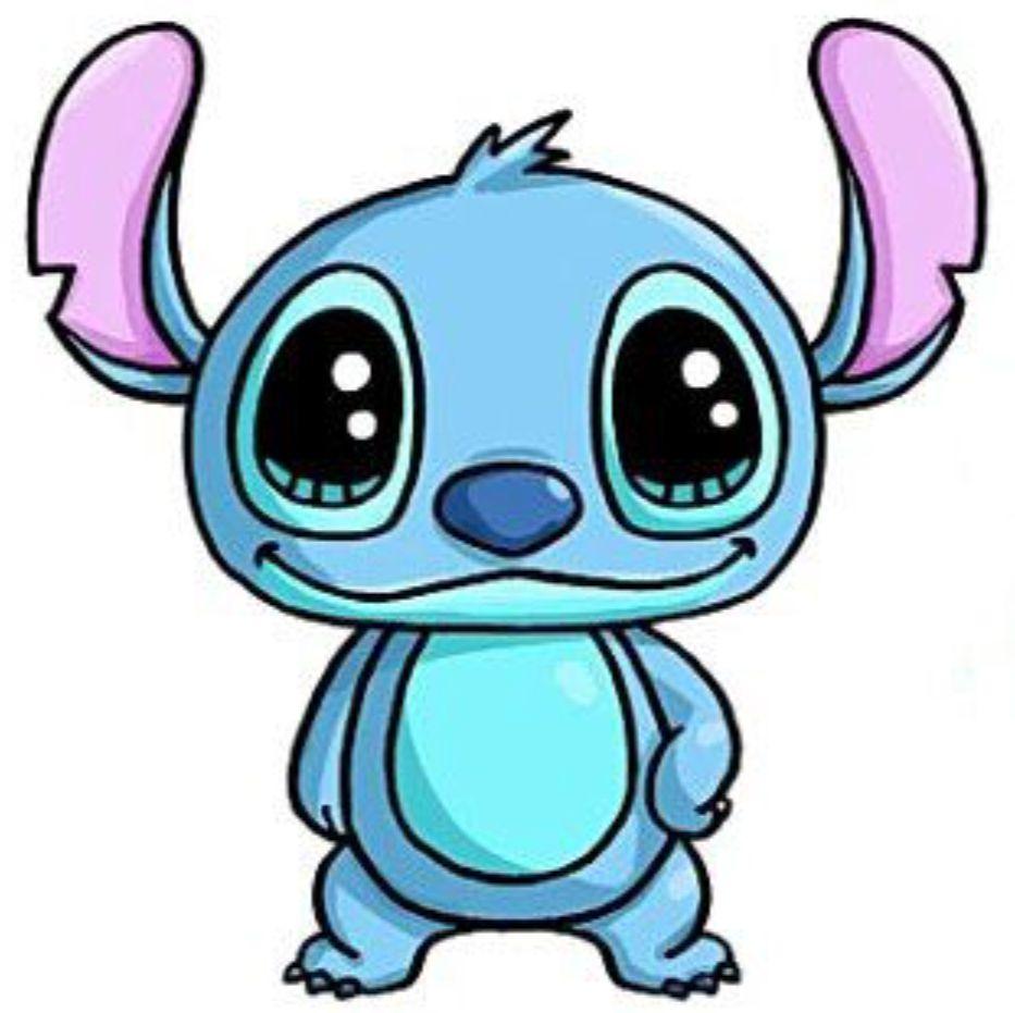 Stitch  26 dessins kawaii, Dessin kawaii princesse, Dessin kawaii